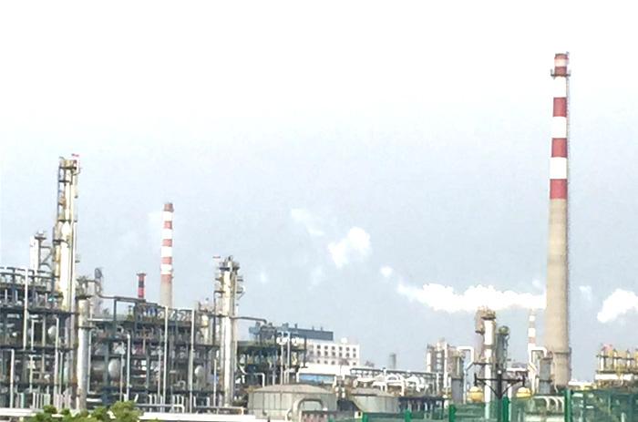 石化炼油基地